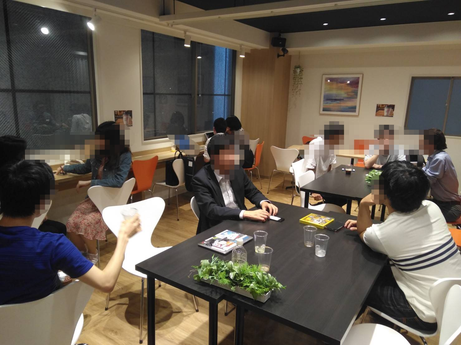 慶應の第1回ノンゼミ生交流会・潜入レポート