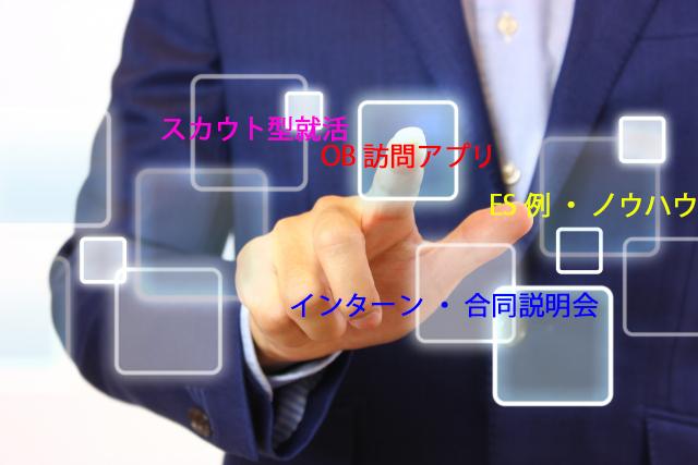 【慶應生におすすめ】就活トップ層も使う就活・キャリア系サービス厳選17選!