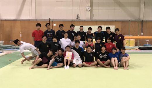 慶應義塾体育会器械体操部