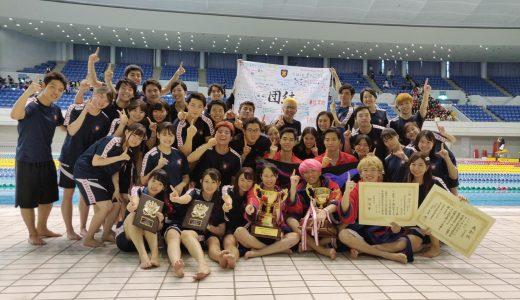 慶應義塾大学医学部水泳部