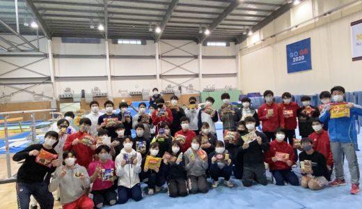 【慶應義塾大学団体紹介2021】器械体操部